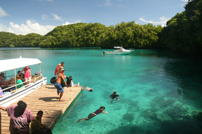 Palau-Jelly-Fish-Lake