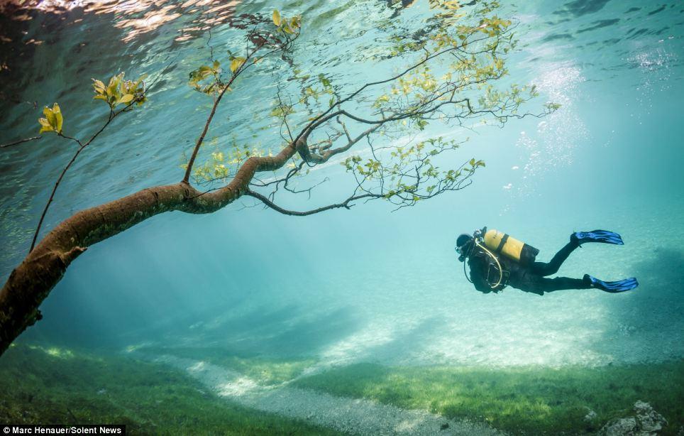 tragoess-lake